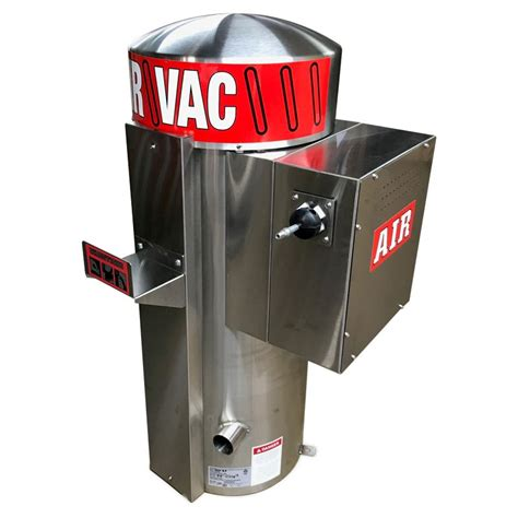 air vac combo with side reel tpi