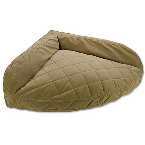 orvis dog bed luxury corner dog bed deep dish corner dog bed orvis uk