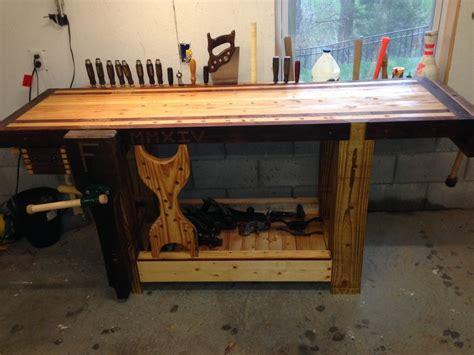 roubo workbench  buckcpa  lumberjockscom