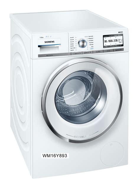 Siemens Extraklasse Waschmaschine by Siemens Extraklasse Waschmaschine Wm16y893 I Dos Vs Elektro