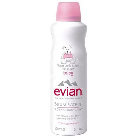 Evian Spray Medium Size 150ml baby evian baby brumisateur spray 150ml