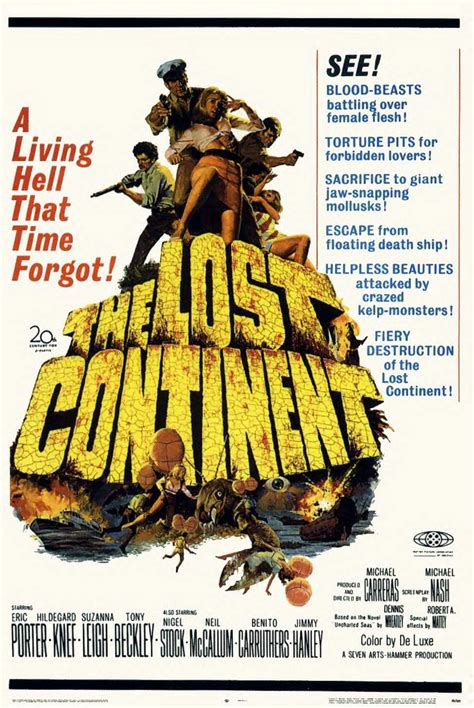 The Lost Continent but we re the lost continent