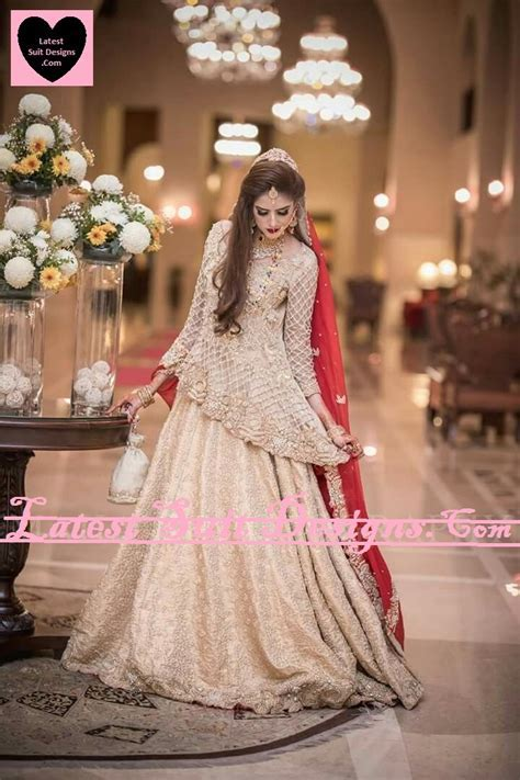 Latest Stylish Bridal Lehenga Trends In India 2018 2019