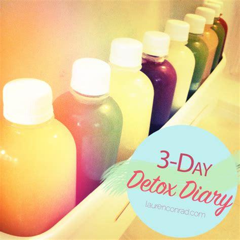 Week Juice Detox by Detox Diary My 3 Day Juice Cleanse Conrad