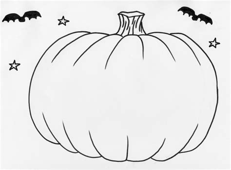 blank pumpkin template blank pumpkin coloring pages sketch coloring page