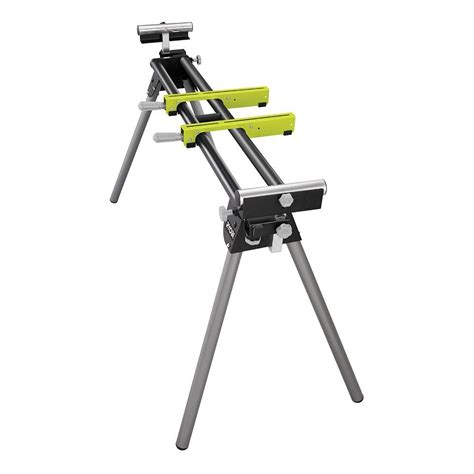 Kitchen Faucets Menards ryobi miter saw stand with tool less height adjustment
