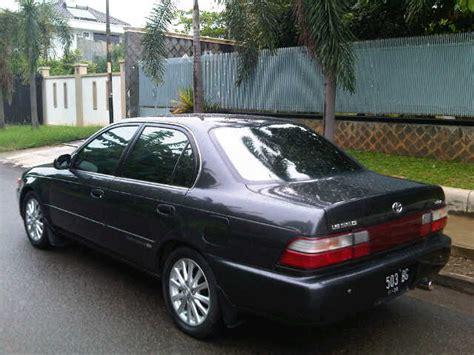 Mobil Toyota Corolla Seg 18mt toyota corolla great 1 6 seg manual th 1995 mobilbekas