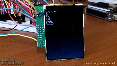 Lcd Nokia N 95 2gb nokia n95 8gb qvga lcd on stm32f4 discovery board
