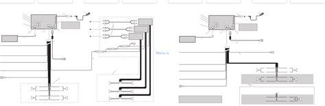 pioneer avh p2400bt wiring diagram pioneer wiring harness