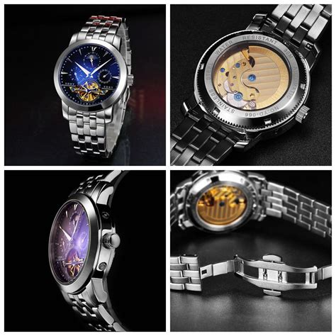 Handmade Swiss Watches Manufacturers - mechanical table s automatic high end swiss mechanical