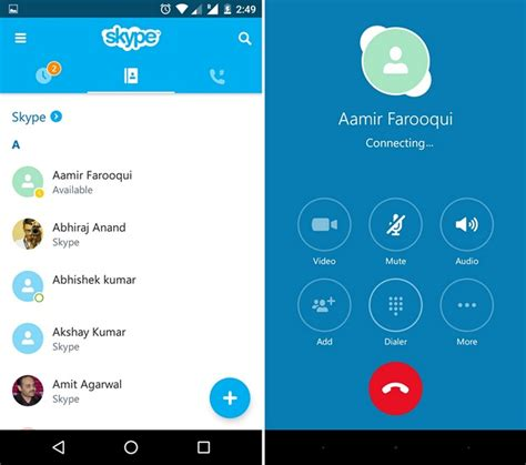 skype mobile android 7 best viber alternatives for android beebom