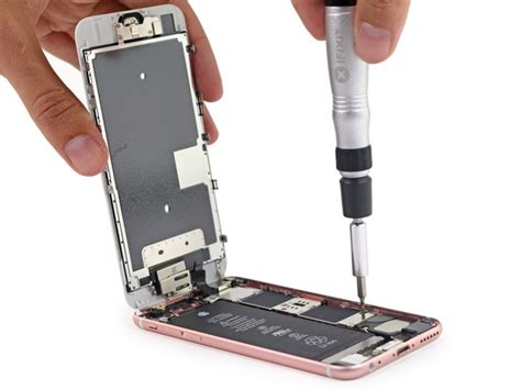 iphone 6s teardown ifixit