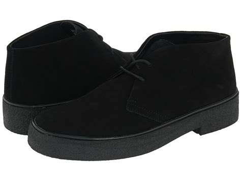 gbx new s black suede chukka boot 130801 0235