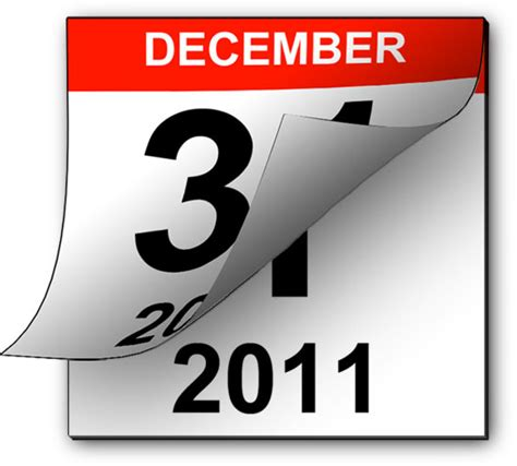 The Gallery For Gt Blank Flip Calendar Clip Art Daily Flip Calendar Template