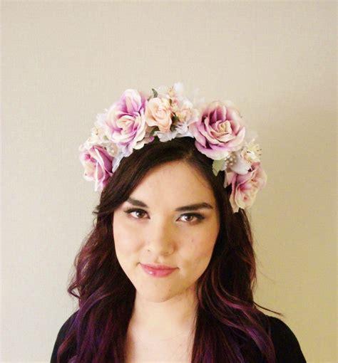 Wedding Hair Flowers Nz by Wedding Hair Hamilton Nz Woodland Roses Floral Headband