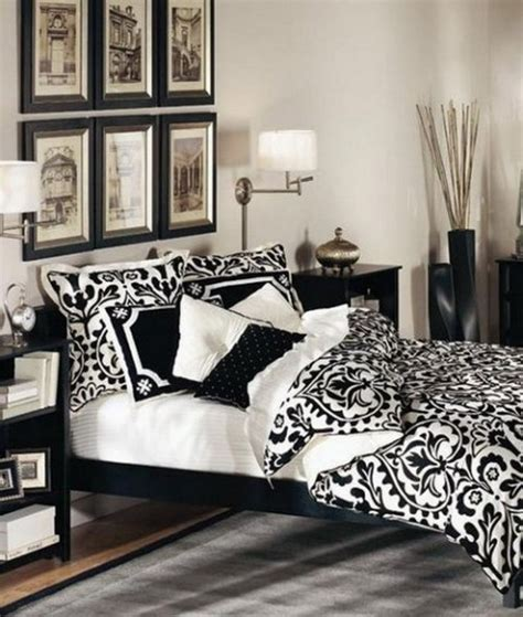Black N White Bedroom Furniture by Ideas Para Dormitorios En Blanco Y Negro