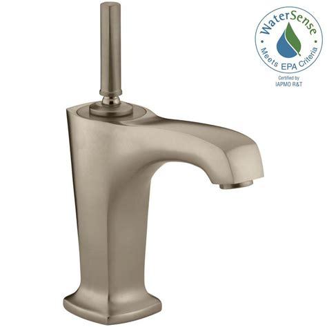 kohler vessel sink faucets kohler fairfax single single handle low arc bathroom