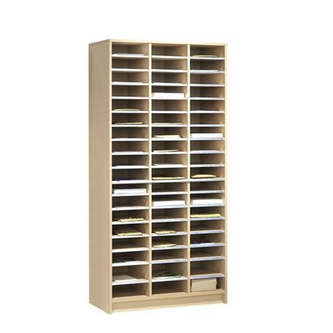 pigeon shoe storage pigeon storage unit 54 comps 1880x915x400 mm birch