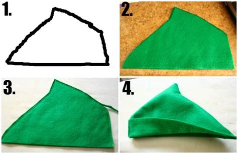 pan hat template pan costume accessories tutorials pan hat