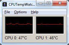 cpu fan temp monitor monitoring cpu temp