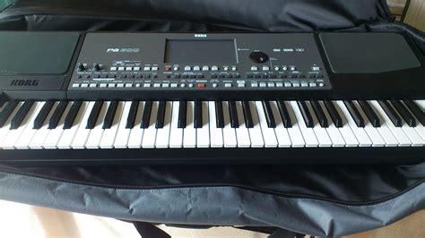 Keyboard Korg Pa600 Baru korg pa600 image 1119580 audiofanzine
