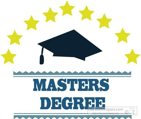 Master S Degree Mba On It by Masters Degree Clipart Clipart Panda Free Clipart Images
