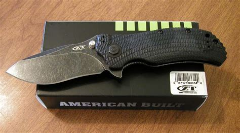 zt 0300bw zero tolerance knives