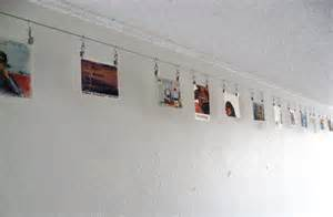 hanging photos on wire how to display holiday cards design trend report 2modern