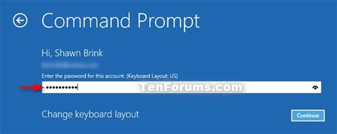 windows 10 administrator tutorial command prompt at boot open in windows 10 windows 10