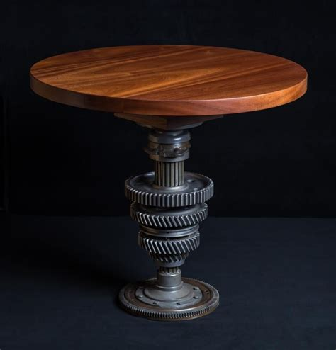 Transmission Table by Buy A Custom Transmission Breakfast Table Made To Order