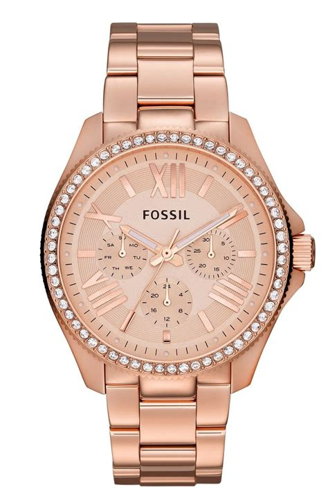 Fossil Es 3841 Rosegold 4 best 25 gold watches ideas on gold
