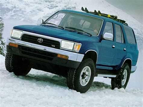 1992 Toyota Specs 1992 Toyota 4runner Specs Pictures Trims Colors Cars