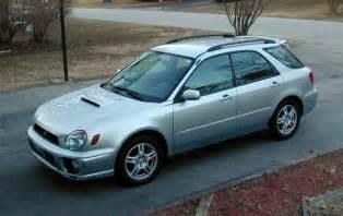 2003 Subaru Wrx Wagon 2003 Subaru Impreza Wrx Pictures Cargurus