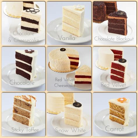 cake flavor options for your next celebration cake cake ideas pinterest celebration cakes
