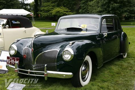 Picture of 1941 Lincoln Continental coupe