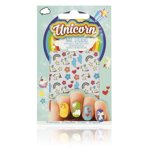 Stickers Pour Les Ongles by Stickers 224 Ongles Licorne Commentseruiner