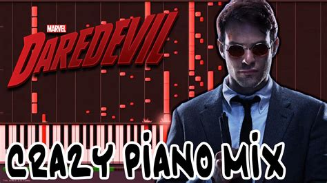 theme music daredevil crazy piano marvel daredevil netflix theme chords