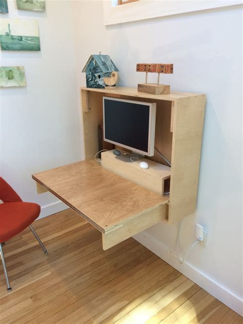 wall mounted desk 5 sleek and simple lsoutu fold up table