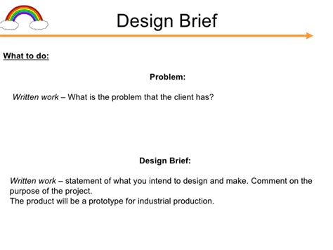 design brief definition ks3 gcse folder presentation c cox v1 1