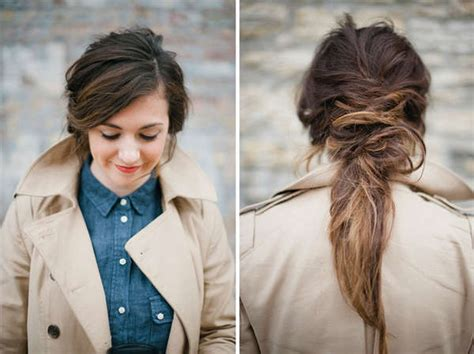 what is deconstructed hairstyles messy diy hair tutorials deconstructed ponytail guide