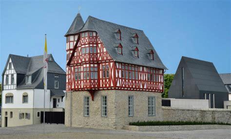 architekt limburg bistum limburg welche rolle spielt der architekt
