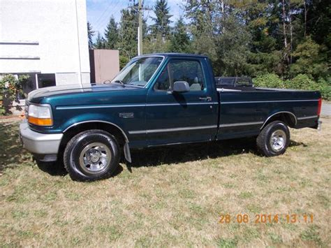 1995 ford f150 6 cylinder 1995 ford f150 up south nanaimo parksville qualicum