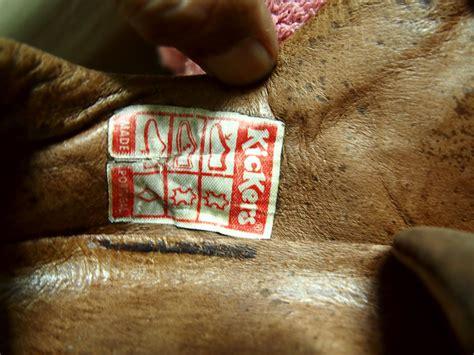 Made In Kickers boram boran โบร ำโบราณ kickers shoe made in portugal
