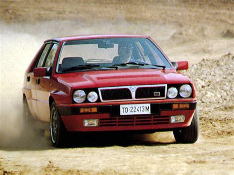 Lancia Integrale Parts Lancia Delta Integrale 16v 1989 Parts Specs