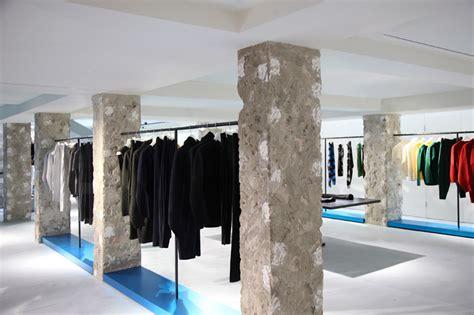 tokujin yoshioka designboom tokujin yoshioka designs issey miyake flagship store in london