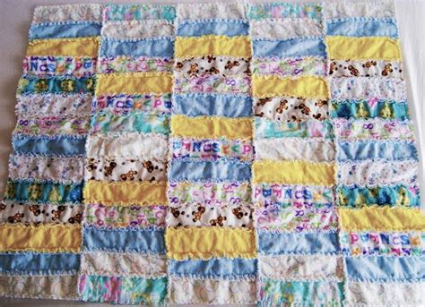 Handmade Baby Quilts - handmade baby quilt rag quilts