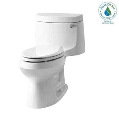 comfort height toilet home depot kohler cimarron comfort height 1 piece 1 28 gpf elongated