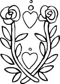 valentine coloring