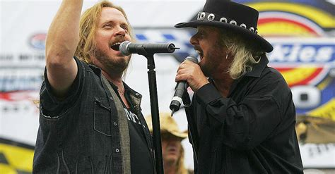 foot stompin good time  johnny  donnie van zant cover call   breeze