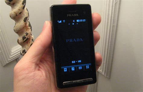 Prada Ear For Iphonesamsungopponokiabb And Other Cell Phone lg prada ii gets groped photo d